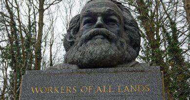 Наредната рецесија и баукот на Маркс