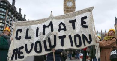 За револуционерни, а не климатски промени!