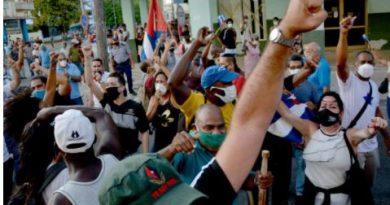 Протести во Куба: во одбрана на револуцијата!
